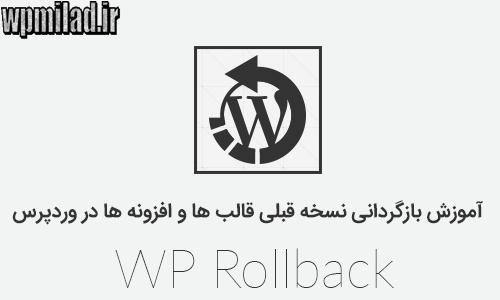 روش های کاربردی برای بازگردانی نسخه های وردپرس