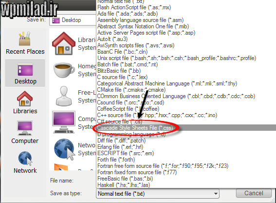 create_cssfiles_in_notepadplus-3