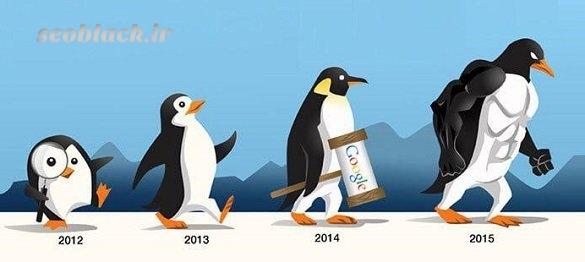 تمرکز الگوریتم پنگوئن گوگل در هر اپدیت چیست ؟