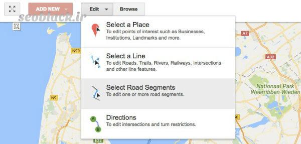 کاربران Google Maps