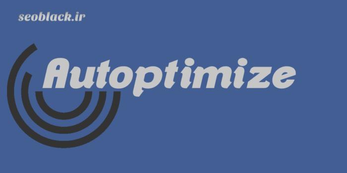 افزونه Autoptimize