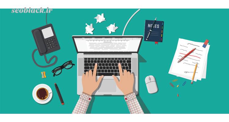 تولید محتوای الکترونیکی چیست