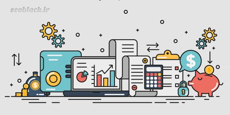 تولید محتوای حسابداری