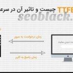 کاهش TTFB برای بهبود سرعت بار گذاری صفحات در وردپرس