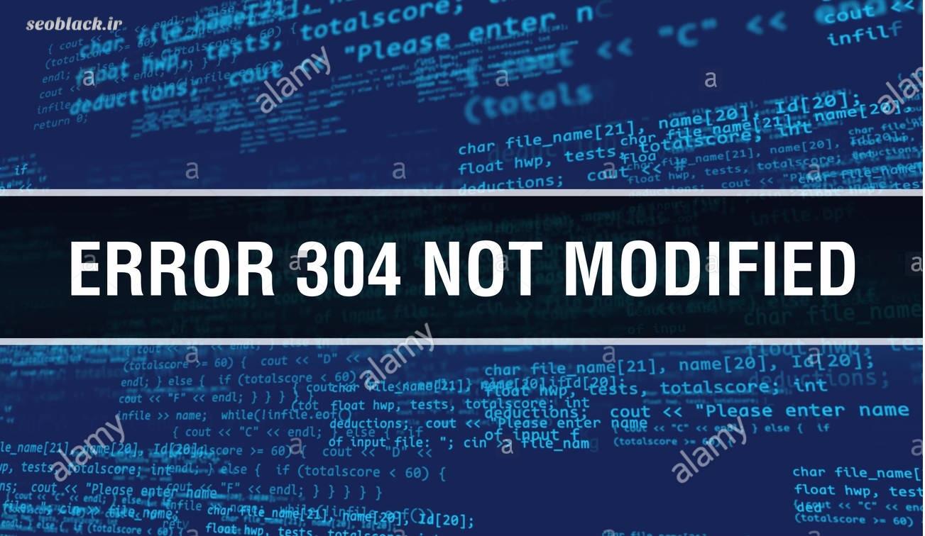 خطای 304
