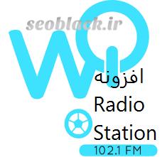 افزونه Radio Station