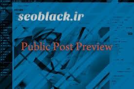 Enable public preview