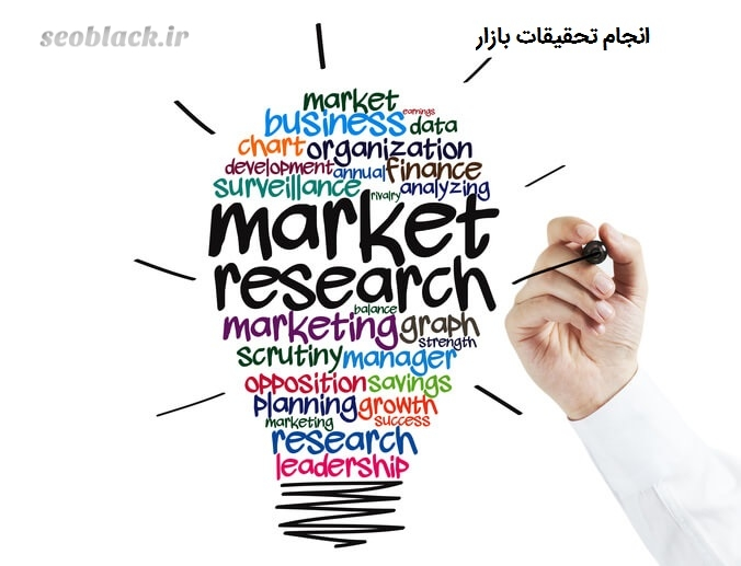 انجام تحقیقات بازار
