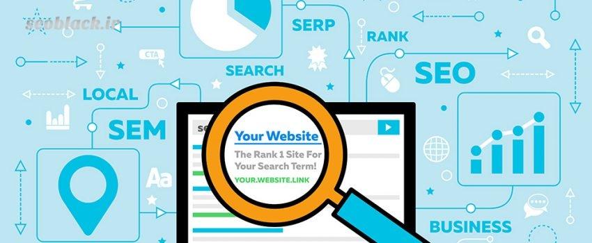 نمایش سایت در صفحه اول گوگل